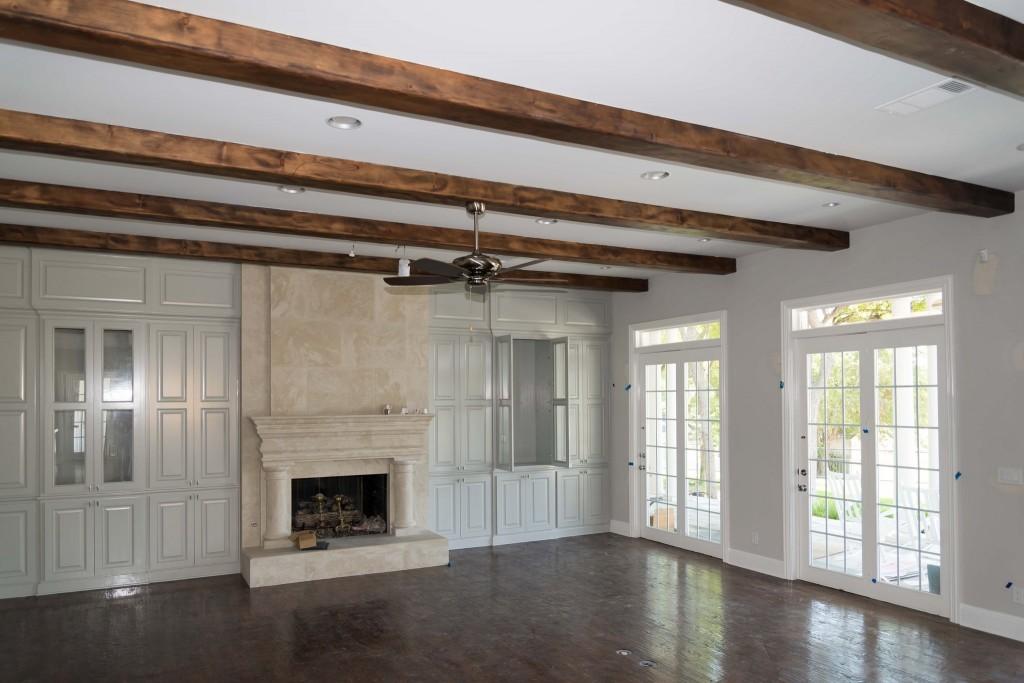 гипсокартон на потолок в деревенском доме фото лучшими